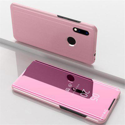 Flip Mirror Full Body Case with Stand for Xiaomi Redmi Note 7/ Note 7 Pro