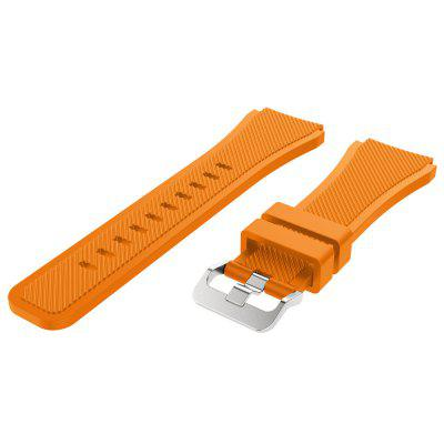Silicone Watch Band Strap for Moto 360 2ND Generation 46MM