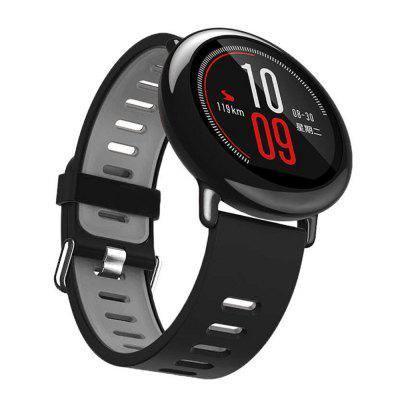 22MM Silicone Watch Band Wrist Strap for Huami Amazfit Pace Stratos 2