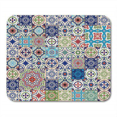 Soft Cool Multicolor Gaming Square Mouse Pad