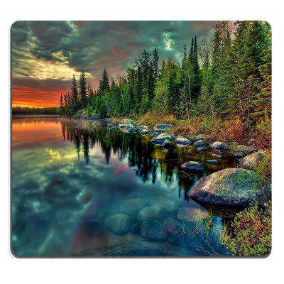 Multicolor  Gaming    Square    Mouse  Pad