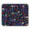 Beautiful  Cool    Multicolor   Gaming    Square    Mouse  Pad - MULTI