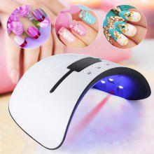Gearbest Phototherapy Machine Smart Induction LED Nail Dryer