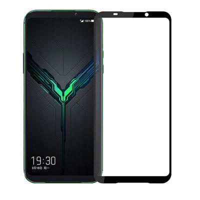 Gehard glas Full Cover Displayfolie voor Xiaomi Black Shark 2