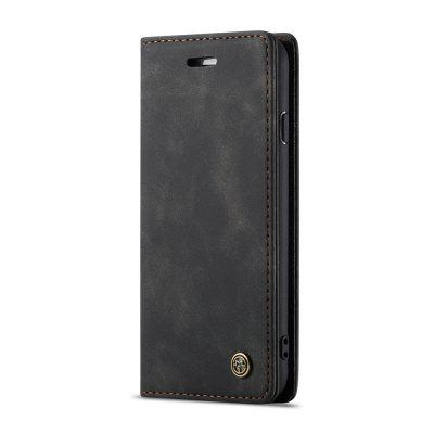 CaseMe Business PU-Leder Flip Wallet Phone Cases Kartensteckplätze für iPhone 7/8