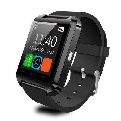 Bluetooth Smart Watch hoogtemeter klok waterdichte horloges voor IOS Android