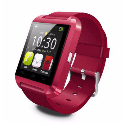 Bluetooth Smart Watch Altimeter Clock Waterproof Wrist Watches for IOS Android