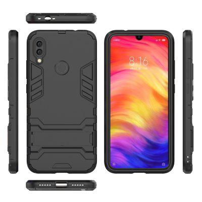 Cool Two-In-One Shelf Protection Case for Xiaomi Redmi Note 7/NOTE 7 Pro