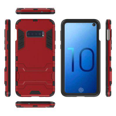 Cool Two-In-One Shelf Protection Case For SAMSUNG Galaxy S10 Lite