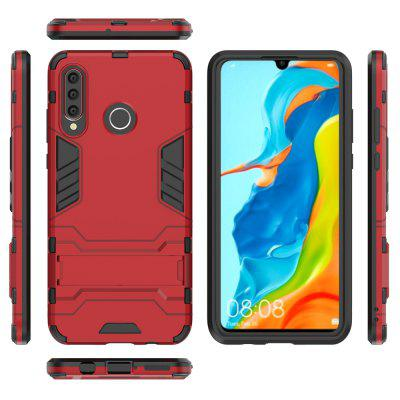 Cool Two-In-One Shelf Protection Case For HUAWEI P30 Lite/Nova 4E