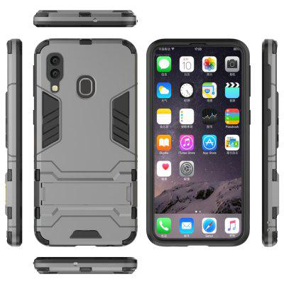 Cool Two-In-One Shelf Protection Case For SAMSUNG Galaxy A40