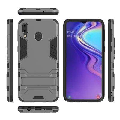 Cool Two-In-One Shelf Protection Case For SAMSUNG Galaxy M20
