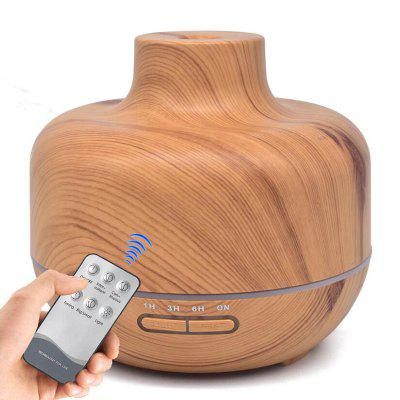 400ML Remote Control Aroma Diffuser Essential Oil Diffuser Ultrasonic Humidifier