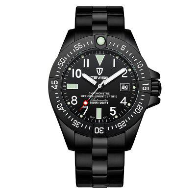 Tevise High-Quality Business Male Mechanical Wristwatch