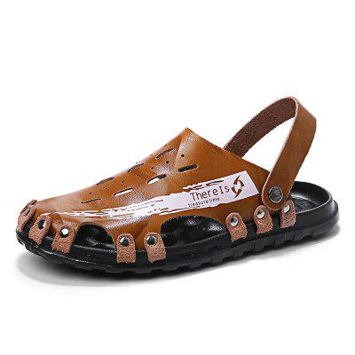 ZEACAVA High Quality Men's Summer Fashion Large Size Outdoor Sandals