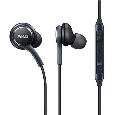 AKG 3.5mm Earphones Stereo Earbuds for Samsung Galaxy S10 / S9 / S8 / S8 Plus