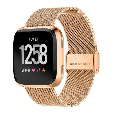 Watch Band Mesh Replacement Straps For Fitbit Versa