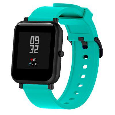 20mm Silicone Watch Band Wrist Band for AMAZFIT Bip Youth