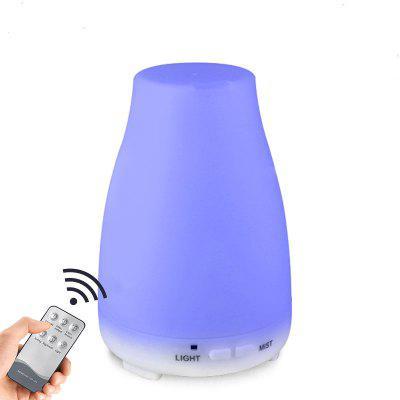 Remote Control Aroma Diffuser Oil Diffuser 7 LED Cool Mist Humidifier 200ML