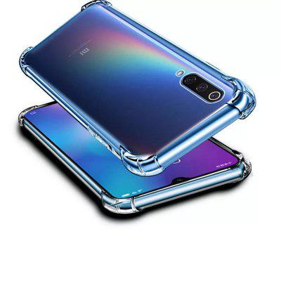 Transparent Shockproof Soft TPU Protective Case for Xiaomi Mi 9