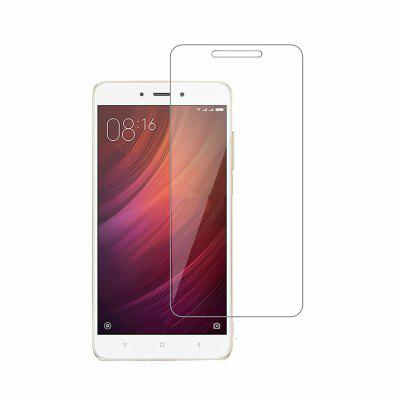Transparant Gehard Glas Screen Protector voor Redmi Note 4