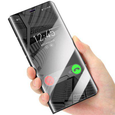 Smart Mirror Flip Phone Case Clear View Schutzhülle für Huawei P20