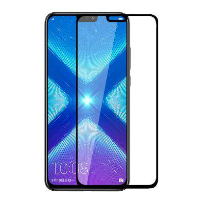 9H Full Coverage Explosion-Proof Tempered Film for Huawei Honor 8X