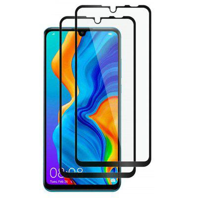 Tempered Glass Protector Screen for Huawei P30 Lite 2PCS