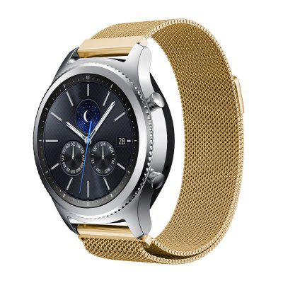 Milanese Loop Magnetic Watch Band Strap voor Samsung Gear S3 Classic / Frontier