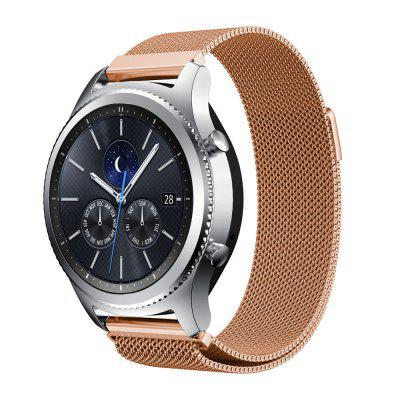 Milanese Loop Magnetic Watch Band Strap For Samsung Gear S3 Classic/Frontier