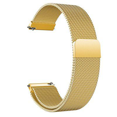 Milanese Loop Stainless Steel Watch Band Strap voor LG G Watch W100 / W110 / W150
