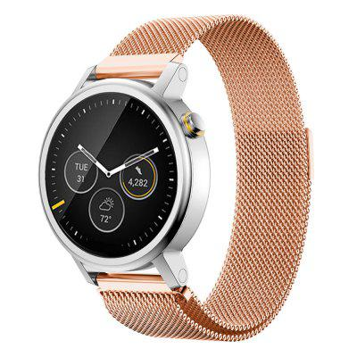 Milanese Loop Stainless Steel Watch Band Pulseira De Pulso Para Moto 360 2nd Gen 42MM