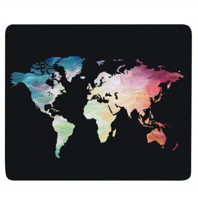 Cool Soft Multicolor Universal Gaming Square Mouse Pad