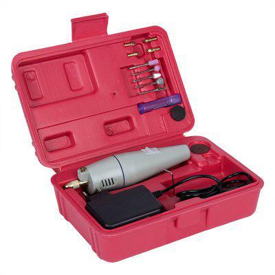 Mini DIY Electric Drill 12W Mini Rotary Tool Kit