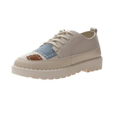 Spring Low Canvas Shoes Casual Ladies Shoes