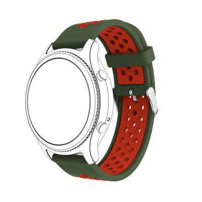 Silicone Watch Band Wrist Strap for AMAZFIT Pace Stratos 2 Bracelet