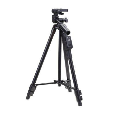 Bluetooth Remote Clip Camera Aluminum Tripod
