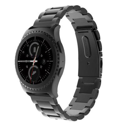Stainless Steel Watch Band Wrist Strap for Samsung Gear S2 Classic SM-R732