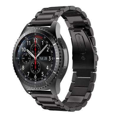 Stainless Steel Watch Band Strap for Samsung Galaxy Gear S3 Frontier/S3 Classic