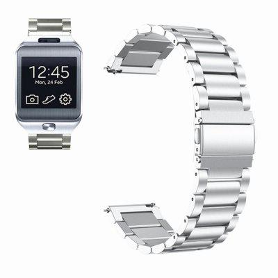Stainless Steel Watch Band Strap for Samsung Gear 2 R380 / Neo R381 / Live R382