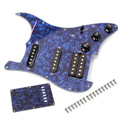 Electric Guitar Loading Panel Three Layer Pickup