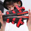 Beach Shoes Fashion Men 4D Sandals and Slippers - RUBY RED