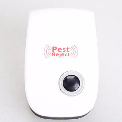 Electronic Ultrasonic Mosquito Killer Reject Bug Cockroach Mouse Pest