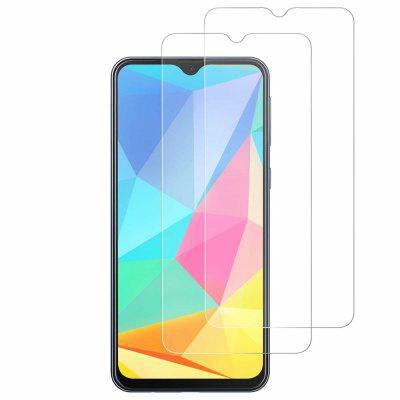 Tempered Glass Screen Protective Case for Samsung Galaxy M20 2pcs