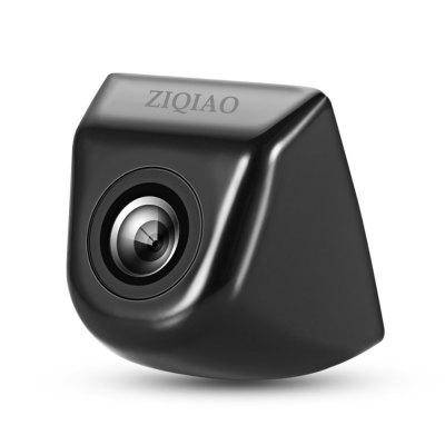 ZIQIAO Universal 170 Degree Night Vision Waterproof Car Rear View Backup Camera