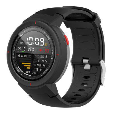 A1801 Silicone Watch Wristband Strap for AMAZFIT Verge 3 Smartwatch