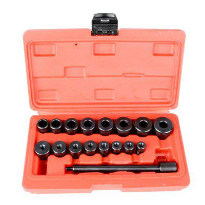 Clutch Alignment Tool Kit Aligning Universal 17pcs for All Cars Vans