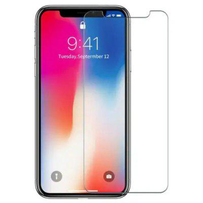 Tvrzený film Anti-fineerprint Screen Protector pro iPhone X / XS