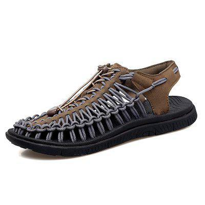 Men and Women Fashionable Beach Shoes Couple Outdoor Sandals