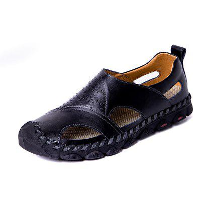 Hand-Made Casual Summer Sandals Men Fashion Shoes